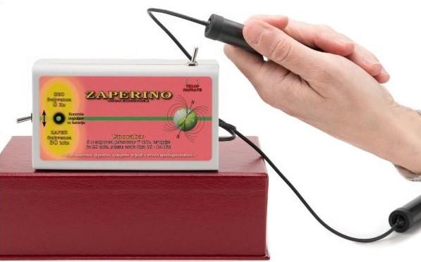 Čiščenje jeter dr. Clark Zapper Zaper Zaperino frekvence