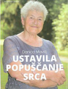 Danica Mavric ima zdrave zile, dela Zaper Zaperino terapijo in uziva ingver