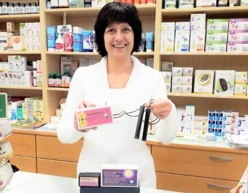 Zaperino terapija v Medika Maribor uniči parazite