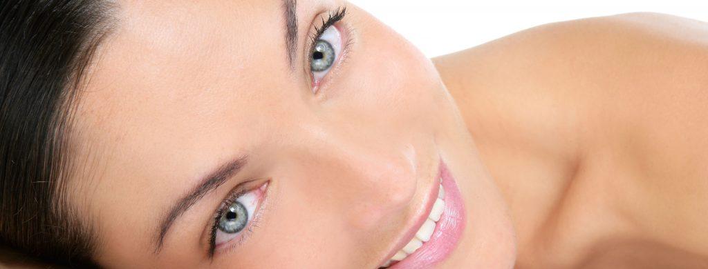 Zdrava sluznica oči z Zapper Zaper zaperino frekvencami