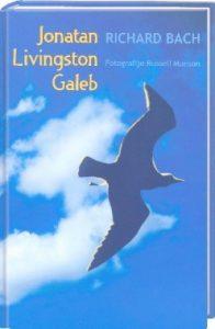 Zdrava sluznica z dobro voljo in knjigo Johnatan Livingstone GALEB