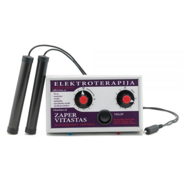 Elektroterapija Zaper Vitastas naravne frekvence električni skat