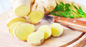 Ingver za sklepe zavira vnetni COX encim