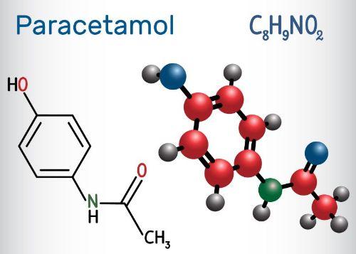 Paracetamol je v Lekadolu proti bolečinam in vročini